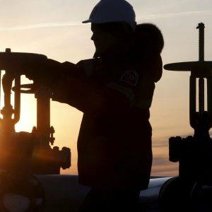 geostrong worker sunset